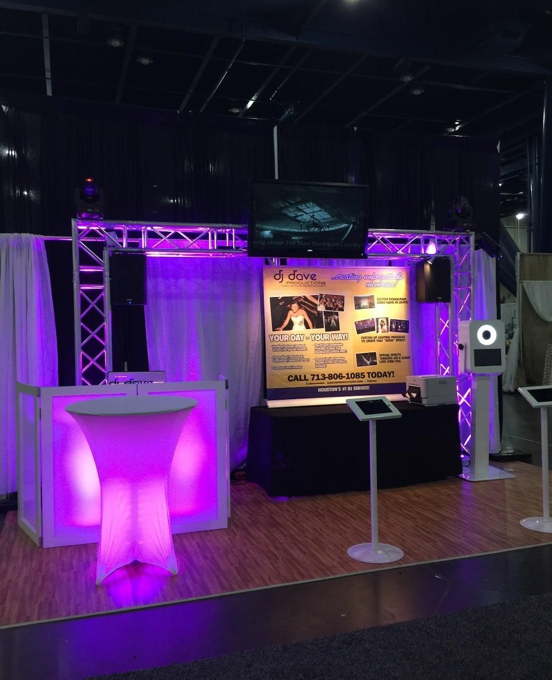 Houston's Best Wedding DJ Entertainment, DJ Dave Productions