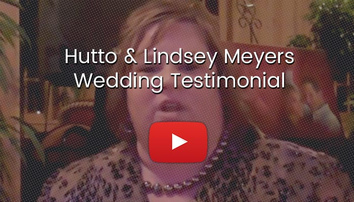 Houston Wedding DJ Testimonial
