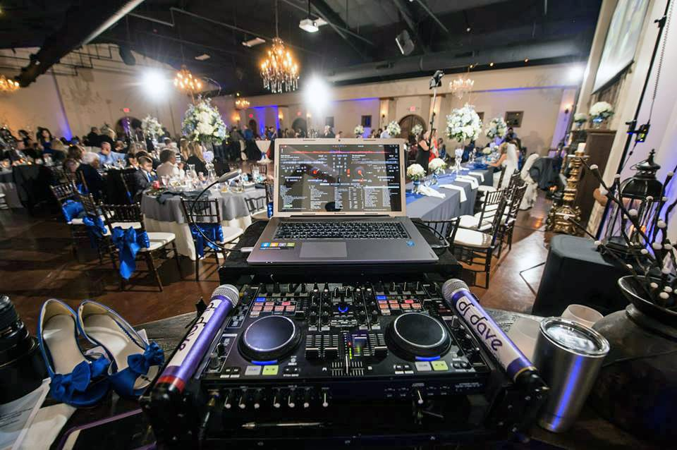 Professional Dj Service Pro Sound Lighting In Houston