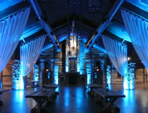 5 Reasons Why Your Houston Wedding Needs Up-Lighting