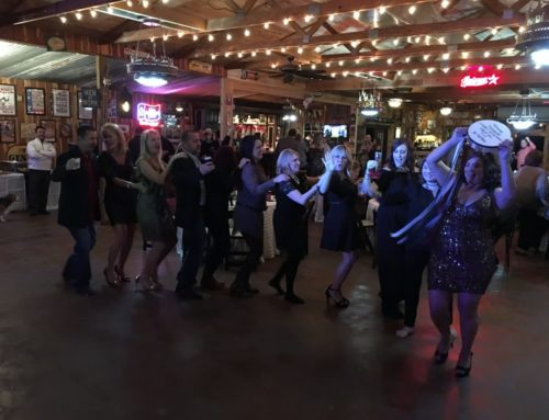 Get Your Houston Wedding Guests on the Dance Floor with Group Dances
