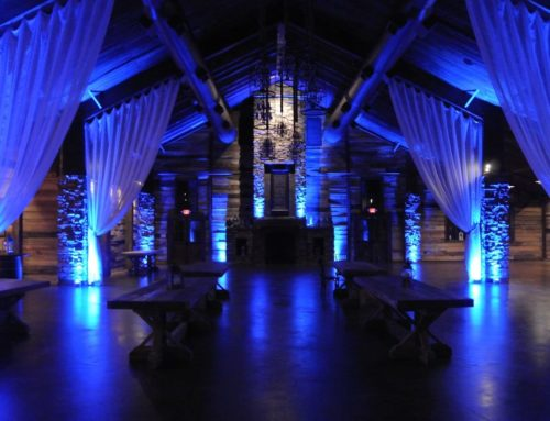 Top 3 Elements of Lighting to Present at Your Houston Wedding