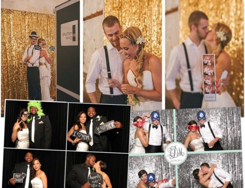 Fun Poses for Your Houston Wedding Photo Booth
